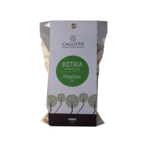 Κελυφωτά φιστίκια 180γρ – Ωμά CALLISTA - NATURAL HELLENIC PRODUCTS100%